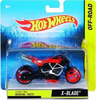 Модели мотоциклов 1:18; обновленные (X4221)