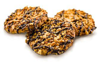 Печиво Деліція Альпійське з декором, кг