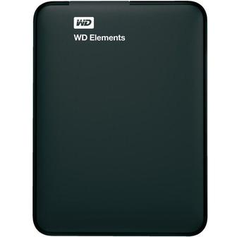 HDD внешний Western Digital Elements WDBUZG0010BBK (Original Factory Refurbished)