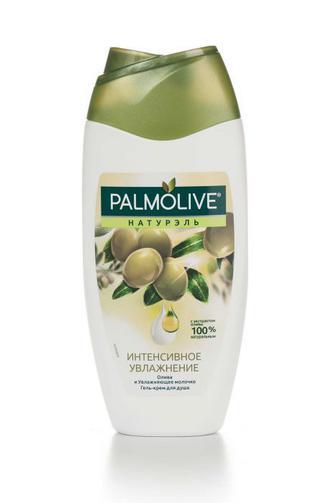 Гель для душа Palmolive женский Оливковое молочко, 250 мл