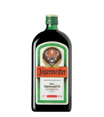 Лікер 35% Егермастер 0,5 л