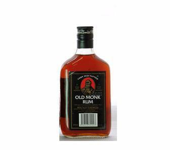 Ром Old Monk 7yo 1л