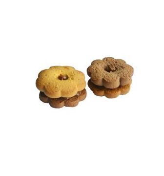 Печиво ТПрестиж Лимонне з ірискою   100 г