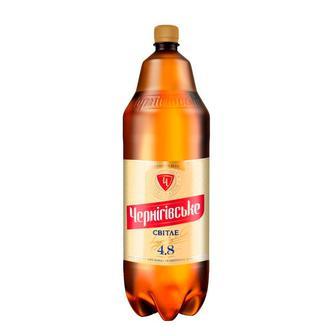 Пиво Светлое Черниговское 2,35 л