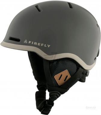 Гірськолижний шолом Firefly Rocket Senior YJ-52 253524 р. L темно-сірий