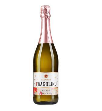 Вино игристое Fragolino Sizarini белое сладкое 0,75 л
