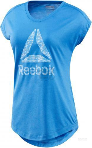 Майка Reebok Workout Ready Supremium BK6413 XL блакитний