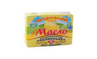 Масло Селяньске 73% Богодухівський молзавод 200 г