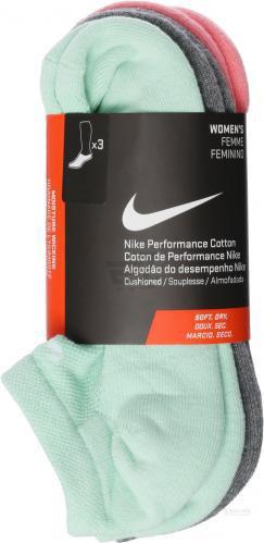 Шкарпетки Nike SX4732-904 р. M різнокольоровий