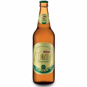 Пиво Чернігівське Біле скло 0,5л