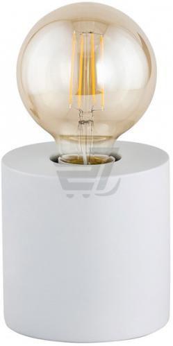 Настільна лампа декоративна TK Lighting Pop 1TR 1x60 Вт E27 сірий