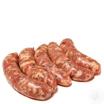Колбаски-гриль охолоджені кг