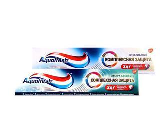 """Зубна паста """"Aquafresh All-in-One"""" 100мл"""