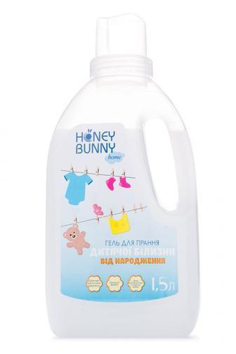 Гель для стирки Honey Bunny детских вещей, 1,5л