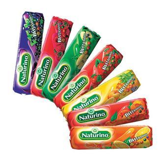 Витамины Naturino