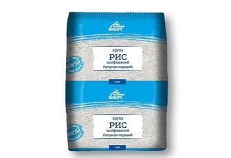 Крупа рис довгозернистий Розумний вибір 1 кг