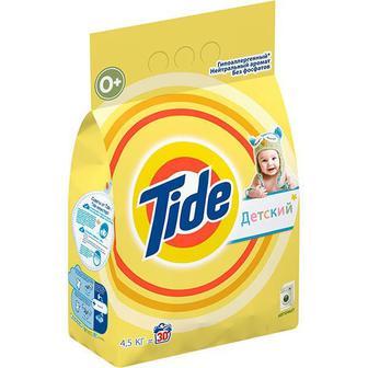 Порошок для стирки детского белья Tide 2.4кг