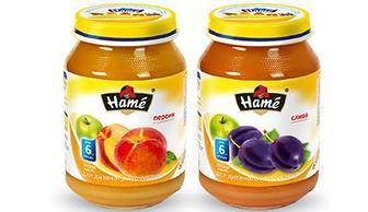 Пюре Hame 190 г фруктовое