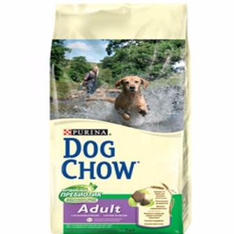 Share DC Adult Lamb Для взрослых собак Purina Dog Chow 14 кг