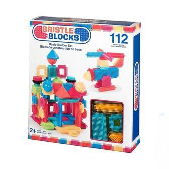 Конструктор Bristle Blocks Будівельник 112 деталей