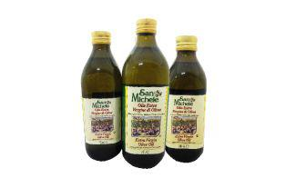 Олія оливкова нерафінована Сан Мішель 250 мл, 500 мл, 750 мл, 1 л