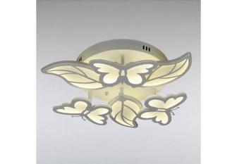 Люстра Light House LS-13162-3+3 WH белая
