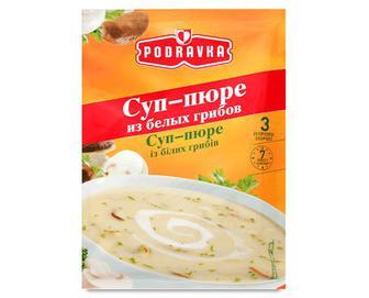 Крем-суп Podravka грибний, 48г