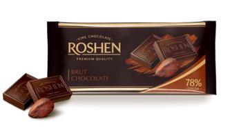 Шоколад Brut, Рошен,  90 г