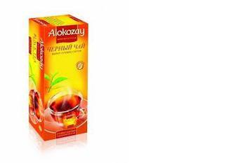 Чай чорний Alokozay, 25пак
