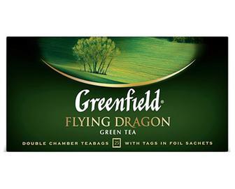 Чай Greenfield «Дракон» 25×2г
