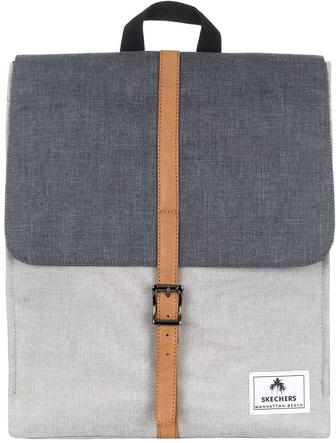 Рюкзак жіночий Skechers сірий