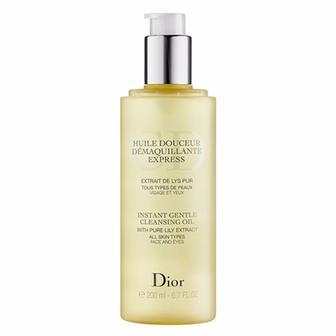 Масло для снятия макияжа Cleansers DIOR 200мл
