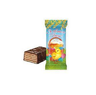 ЦУКЕРКИ Зі святом Пасхи, 1 кг ЛІСОВА КАЗКА