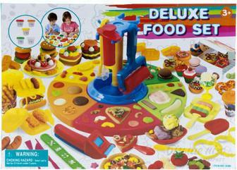Набір для ліплення Playgo Дитячий ресторан 8580