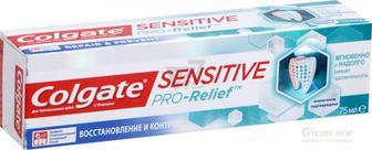 Зубна паста Colgate Sensitive Pro-Relief відновлення та контроль 75 мл