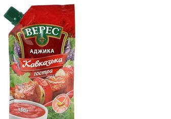 """Аджика """"Кавказська гостра """" Верес, 130г"""