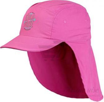 Шапка McKinley Labi II 258876-412 53 рожевий