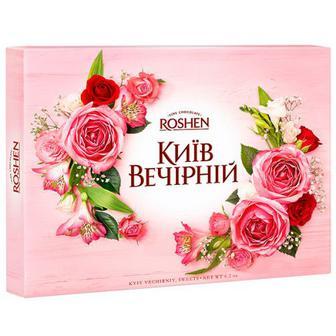Цукерки Roshen Київ вечірній 176г