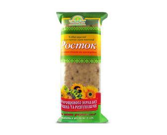 Хлібці «УкрЕкоХліб» «Росток» з зерен пшениці з насінням соняха та кунжутом, 120г