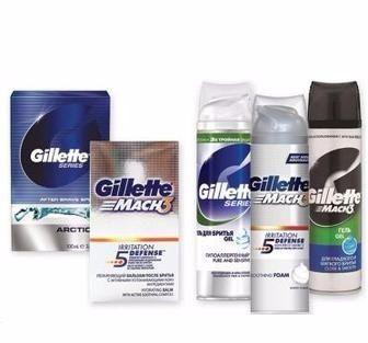 Засоби для гоління та після гоління Gillette