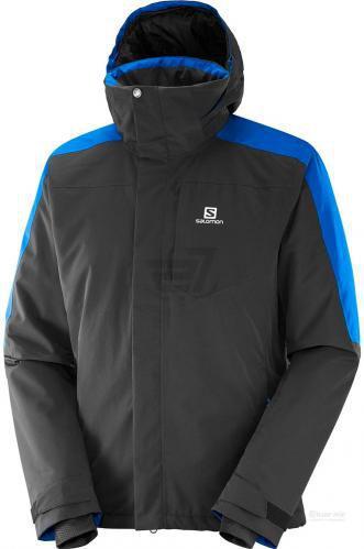 Куртка Salomon L39115600 р. XL темно-синій L39115600