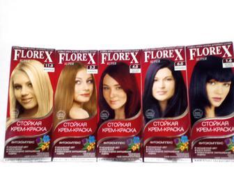 Крем- краска для волос FLOREX
