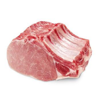 Корейка свина з кісткою 1 кг