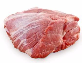 Ошийок свинячий, охолоджений, кг