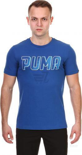 Футболка Puma Men s Tee р. XXL синій