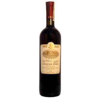 Вино червоне н/с Алазанська Долина Вайн Мен 0,75л
