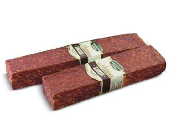 Ковбаса «Світ м'яса» «Замкова» с/к, 1 ґ, кг