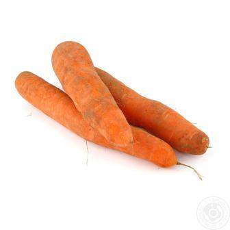 Морква молода Україна 1 кг