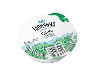 Сир кисломолочний нежирний Галичина 300гр