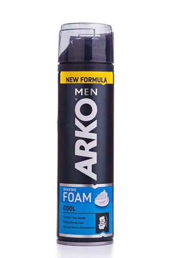 Пена для бритья ARKO мужская Прохлада, 200мл